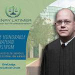 Hoeveler Judicial Professionalism Award