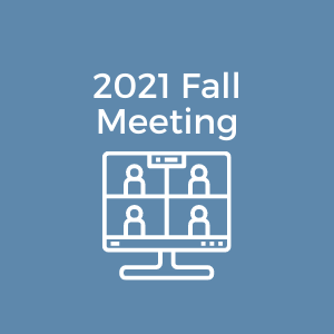 Virtual Fall Meeting