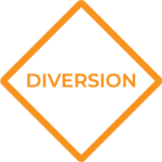 Diversion in disciplinary process