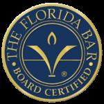 logo for Florida Bar Board Certification