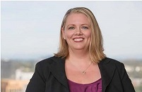 Linda Odermott, paralegal with expertise in real property law