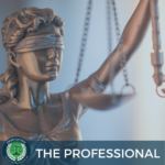 Lady justice and The Professional branding