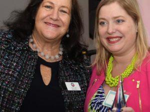 Karen Ladis and Jane Muir
